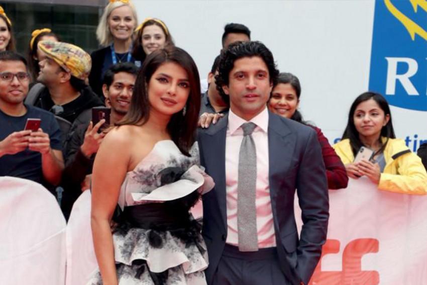 Priyanka Chopra And Farhan Akhtar Starrer 'The Sky Is Pink' Reduces TIFF 2019 Audience To Tears