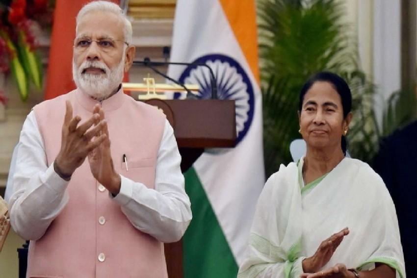 PM Modi To Meet His Nemesis Mamata Banerjee On September 18