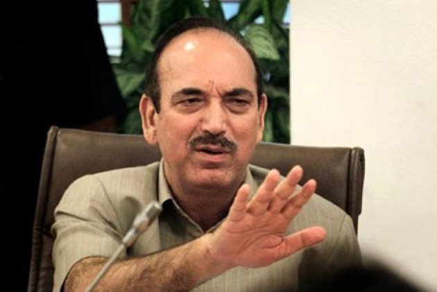 Ghulam Nabi Azad Moves SC 'In Personal Capacity' To Seek Permission To Visit J&K
