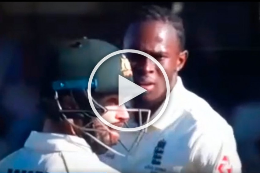 Ashes, ENG Vs AUS: If Jofra Archer's Stares Could Kill, Matthew Wade Would Be Dead - WATCH