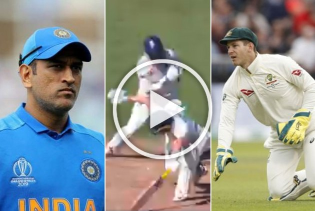 Ashes, ENG Vs AUS: Jonny Bairstow Does A MS Dhoni, Aakash Chopra Tells Tim Paine To Call Former India Captain