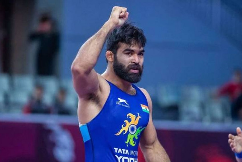 World Wrestling Championships: Indians Finally Stomach For Fight; Naveen Stays In Medal Contention