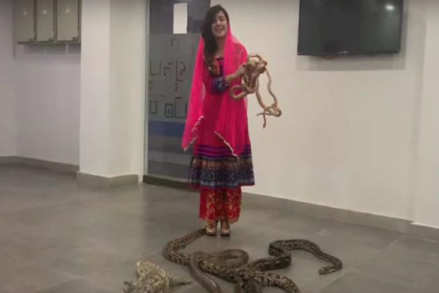 Pakistan Singer Threatens PM Modi With Exotic Reptiles, Gets Fined