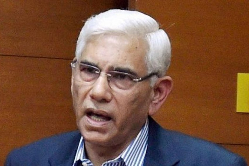 Cricketing Activities In Non-Compliant States Will Not Be Affected: CoA Chief Vinod Rai