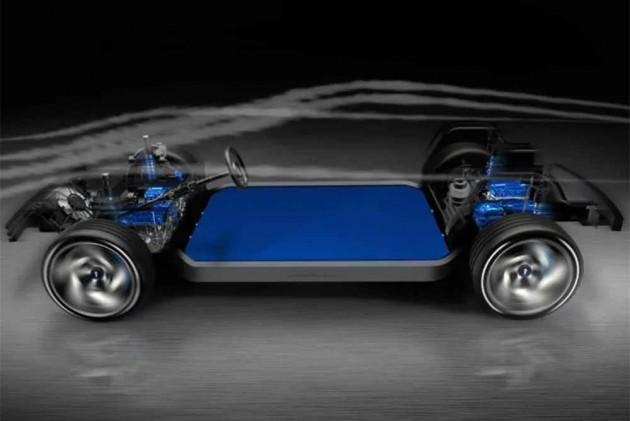 Pininfarina To Develop High Performance EV Platform