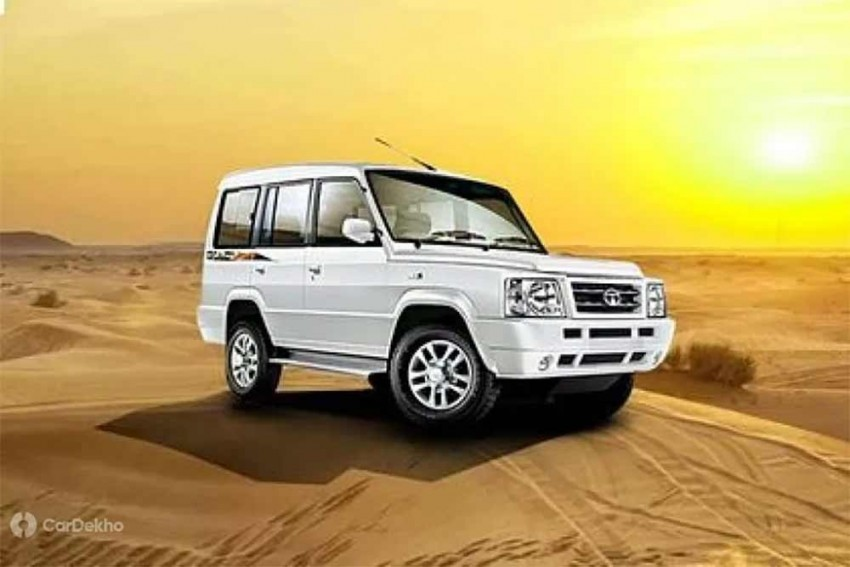 Tata Sumo Put Out To Pasture After 25 Years Of Service, No Longer Available At Dealerships