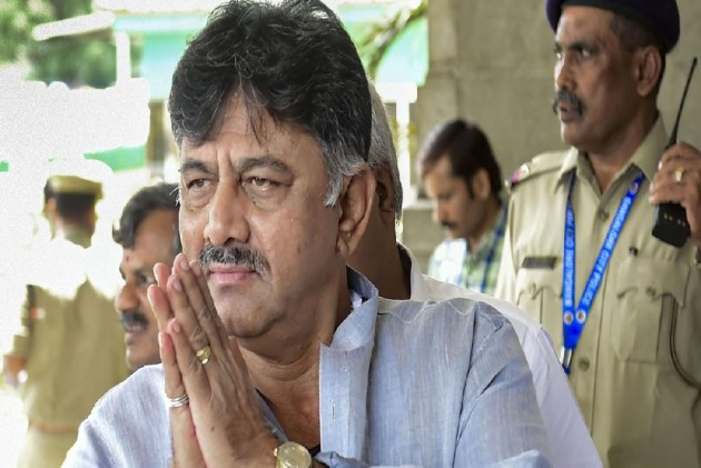 Congress Leader D K Shivakumar Sent To Judicial Custody Till October 1