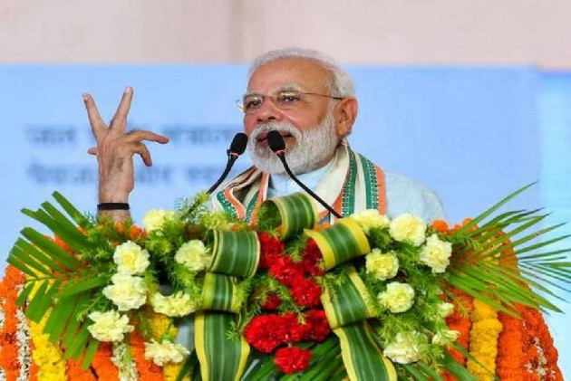 On His 69th Birthday, PM Modi Says Article 370 Abrogation Was Sardar Patel's Vision
