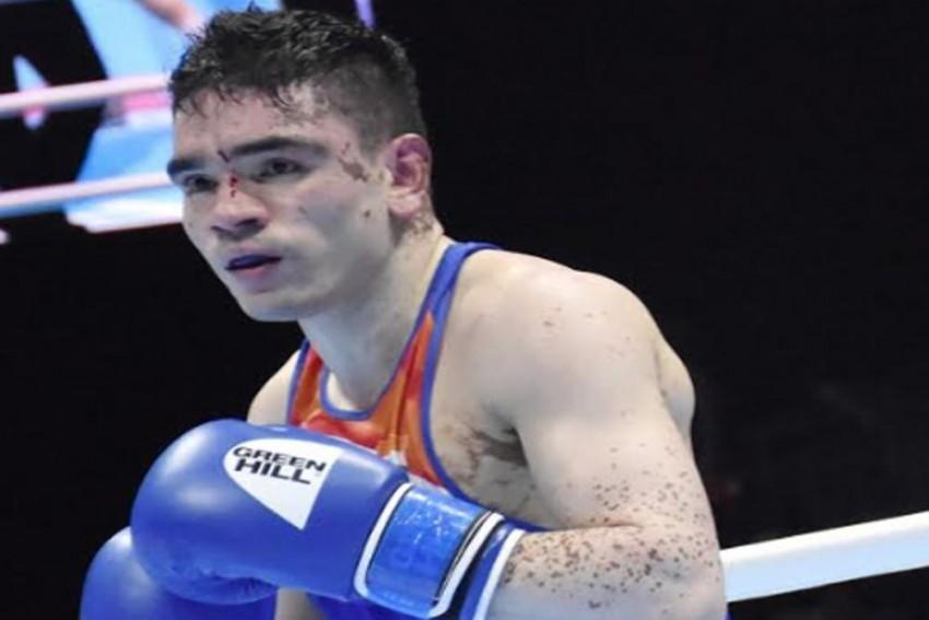 World Boxing Championships: Satish Kumar, Duryodhan Negi Crash Out Of Tournament