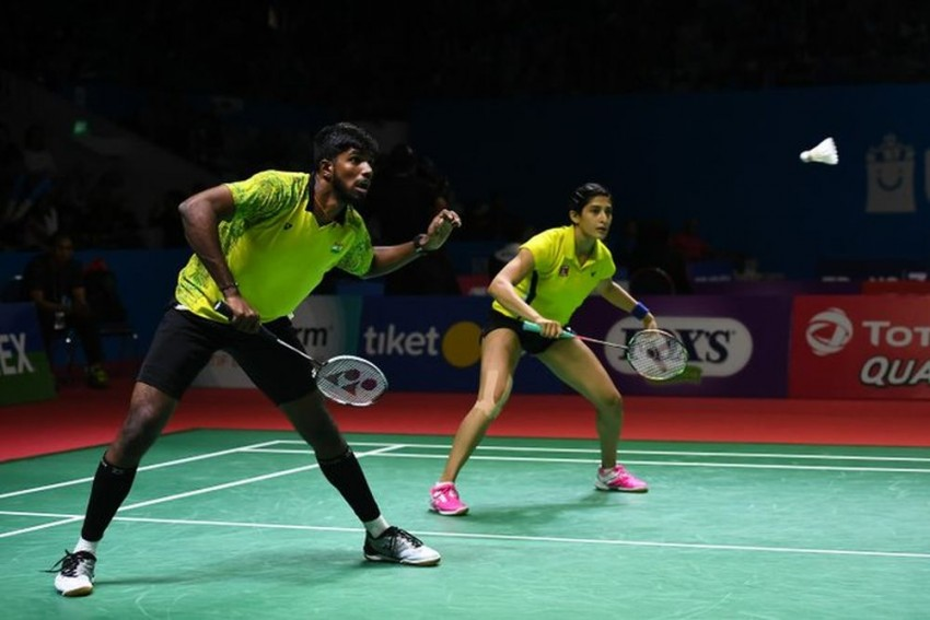 China Open Badminton: Satwiksairaj Rankireddy-Ashwini Ponnappa Register Stunning Win, Progress To Round 2
