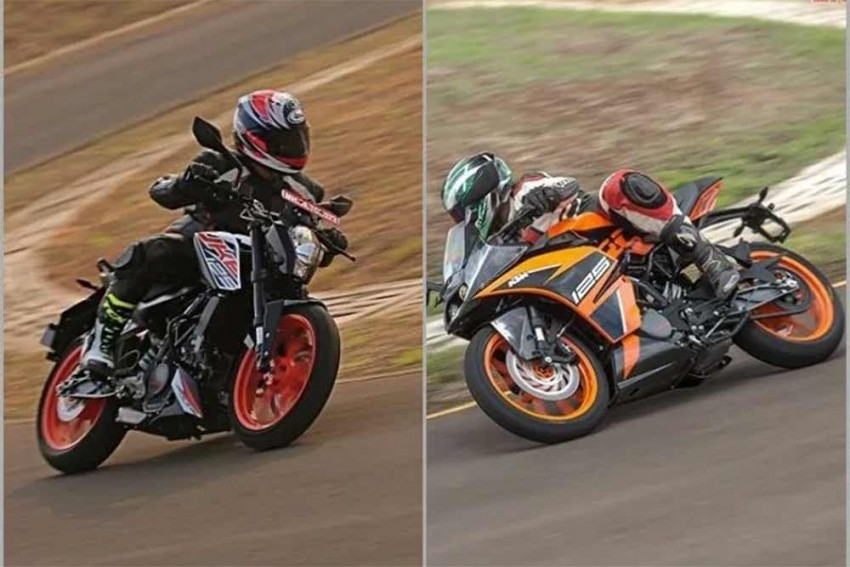 Entry-Level KTMs Get Even More Expensive