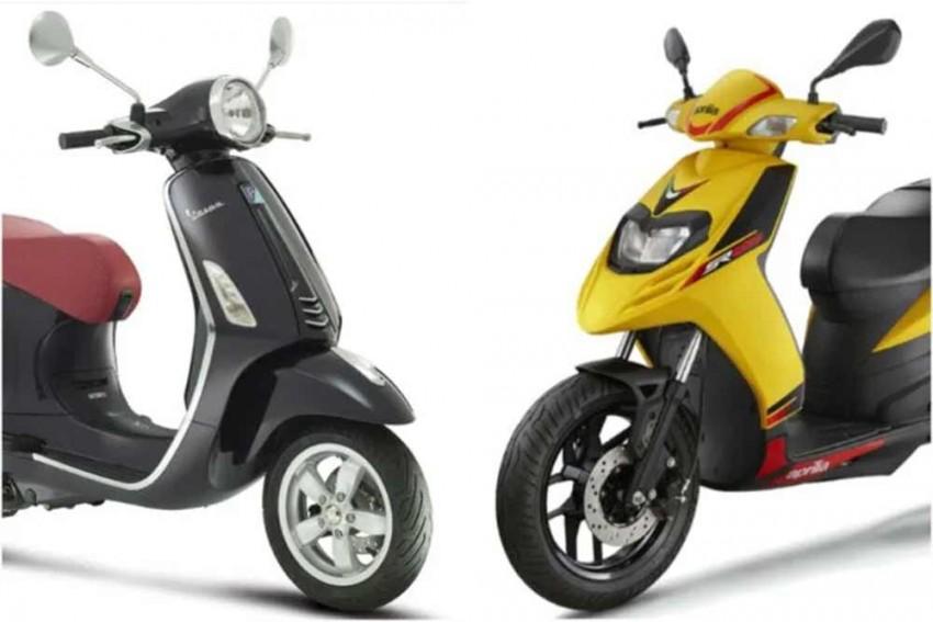 Vespa, Aprilia Scooters Get A Price Hike