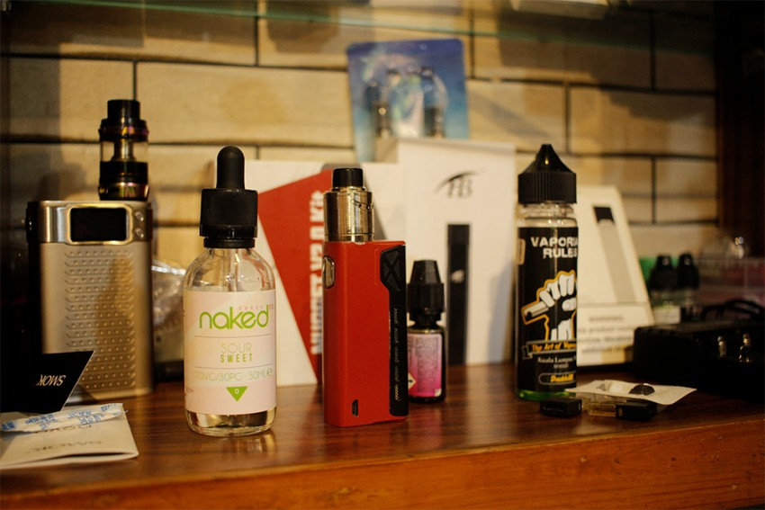 Government Bans E-Cigarettes Citing Health Risks