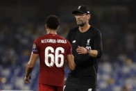 Napoli Can Win UEFA Champions League, Says Jurgen Klopp After Liverpool's Loss At Naples