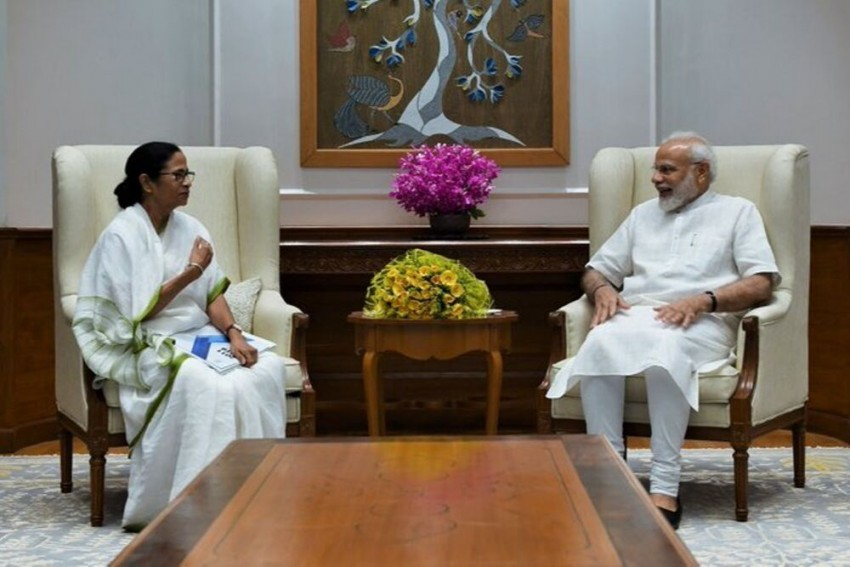 Mamata Banerjee Meets PM Modi, Discusses Demand For West Bengal Name Change