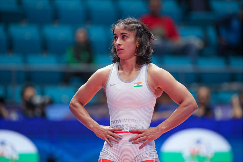World Wrestling Championships: Vinesh Phogat Locks Tokyo 2020 Olympics Quota With Bronze, Pooja Dhanda In Line For Second Medal