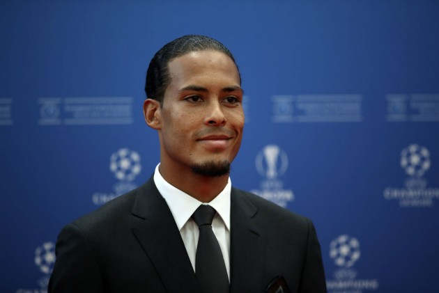 Virgin Van Dijk Denies Being In Talks Over New Liverpool Deal