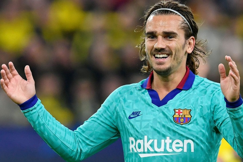 I Need Time To Gel With Lionel Messi And Luis Suarez At Barcelona: Antoine Griezmann