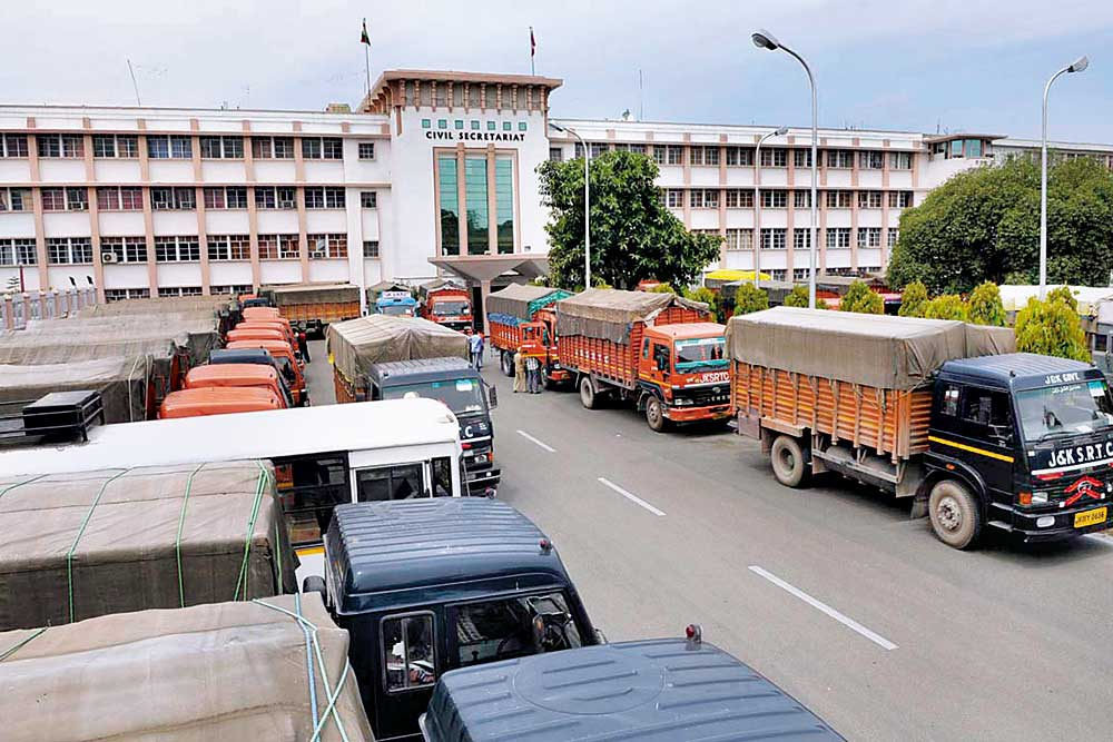 'Waste Of Money' But Dogra Tradition of Moving Capital Twice A Year Set To Stay In J&K