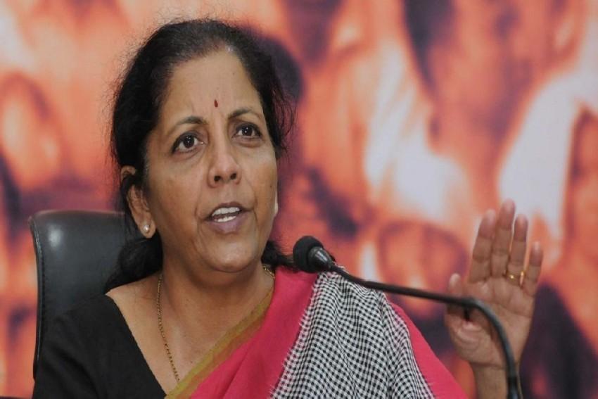 In Twitter Spat, Nirmala Sitharaman Tells Kiran Mazumdar Why She Announced Vaping Ban