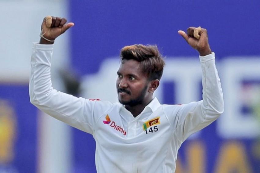 Sri Lanka Spinner Akila Dananjaya Banned Over Illegal Bowling Action