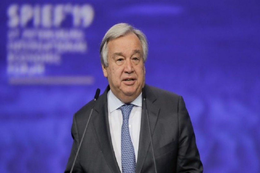 On Kashmir Issue, UN Chief Gives 'Clear Opinion'