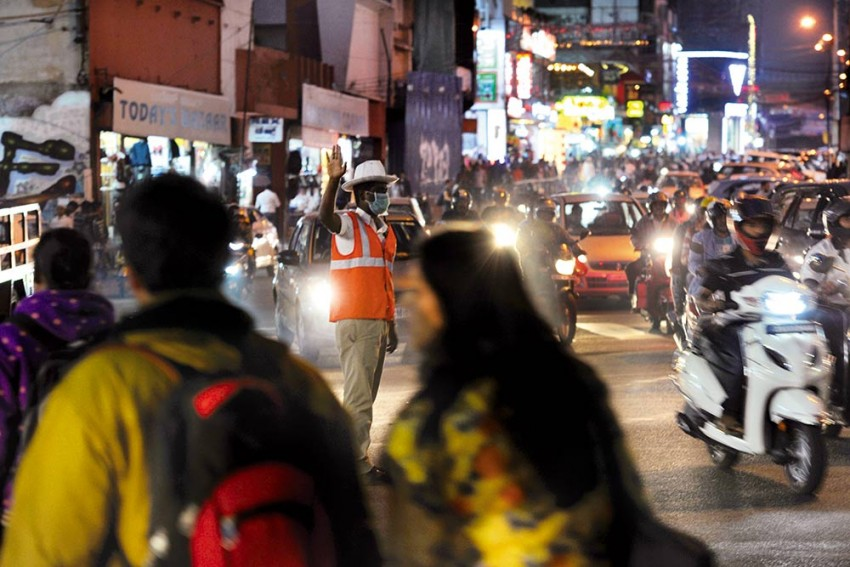 Bangalore's Knotty Transportation Challenges Only Getting Insurmountable