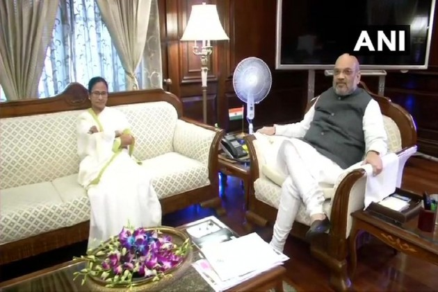 'Genuine Indians Left Out': Mamata Banerjee Raises Assam NRC Issue During Meet With Amit Shah