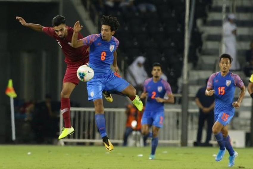India Football Team Slips To 104th Spot In Latest FIFA Ranking