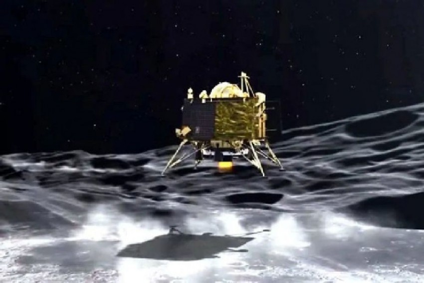 NASA Analysing Images Of Chandrayaan-2's Landing Site