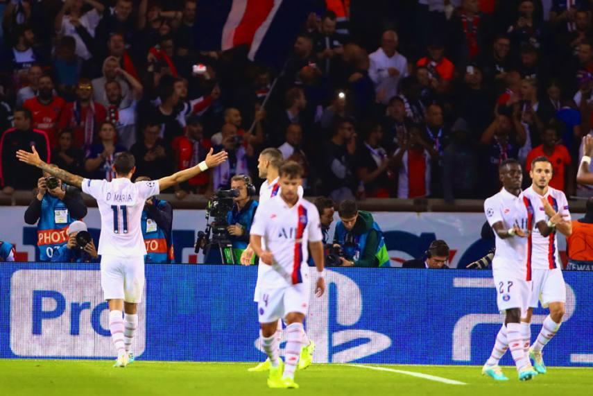 uefa champions league 2019 20 paris saint germain defeat real madrid atletico madrid hold juventus uefa champions league 2019 20 paris