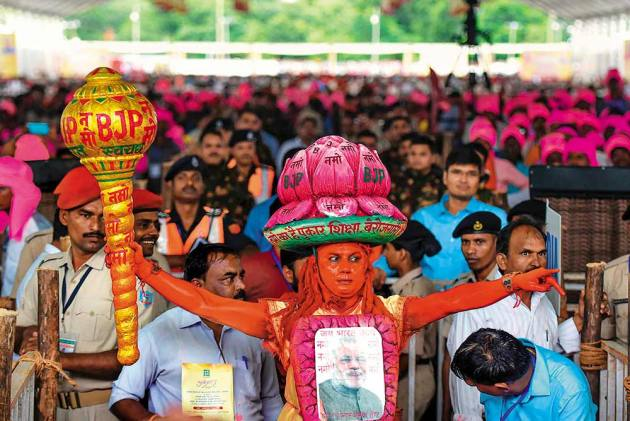 In Jharkhand, BJP's Biggest Strength Is A Weak And Unsure Opposition