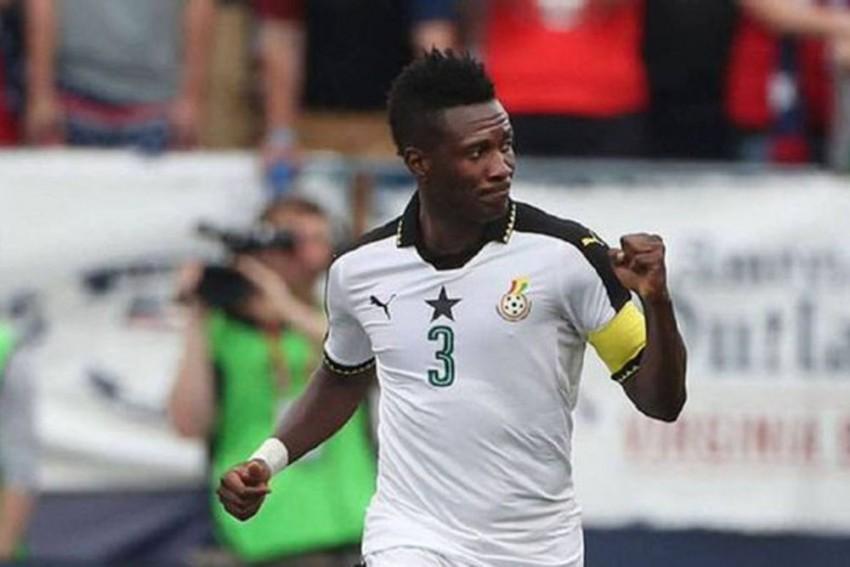 Ghana Legend Asamoah Gyan Signs For Indian Super League Side NorthEast United