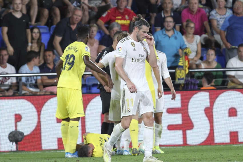Villarreal 2-2 Real Madrid: Gareth Bale Rescues Los Blancos, Then Sees Red