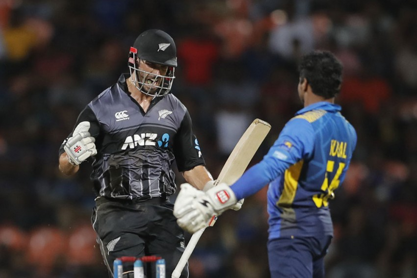 SL Vs NZ, 1st T20I: New Zealand Edge Sri Lanka Despite Laith Malinga Breaking Record