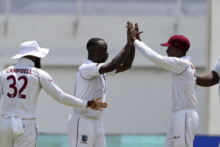West Indies v India: Unlucky To Miss Out On A Hat-trick But I'm Happy, Says Kemar Roach