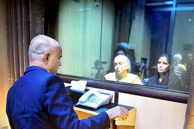 Kulbhushan Jadhav Appears To Be Under Extreme Pressure To Parrot Pakistan's False Narrative: MEA