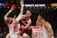 FIBA Basketball World Cup 2019: Poland Down Host China; Serbia Storms Into Second Round
