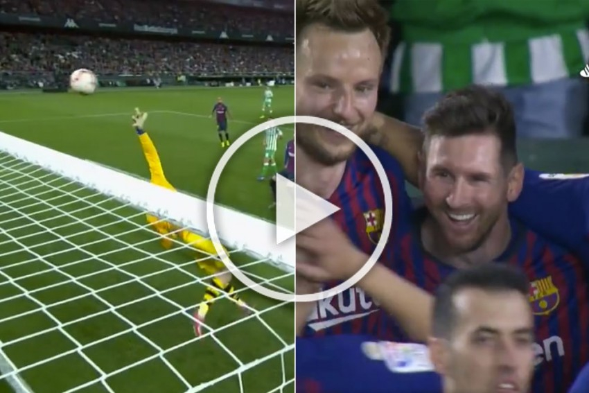 Puskas Award: Lionel Messi Headlines Final Trio For Best Goal – WATCH