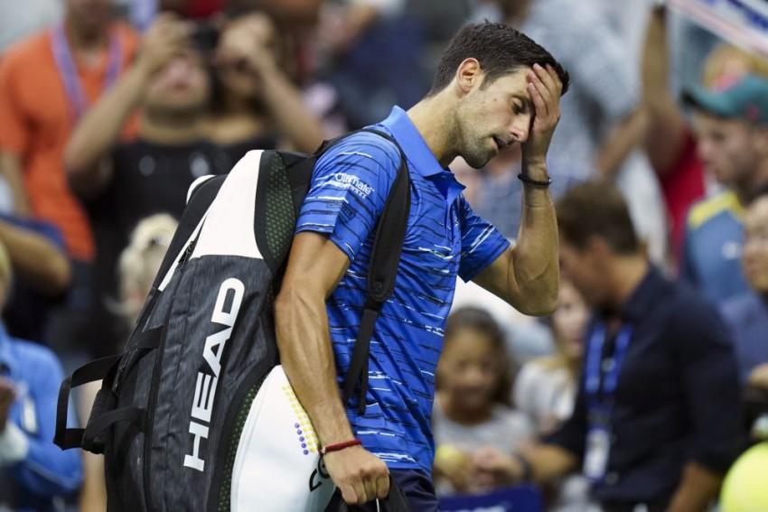 US Open 2019: Novak Djokovic Defence Over As He Retires From Stan Wawrinka Clash