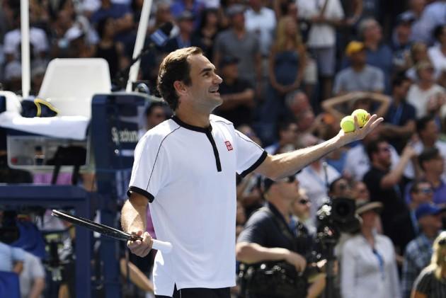US Open 2019: Roger Federer Dismantles David Goffin To Enter 13th Quarter-Final In Flushing Meadows