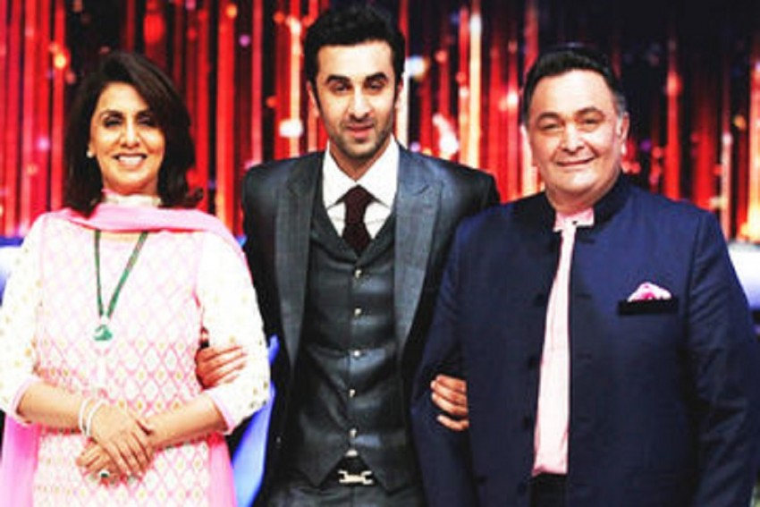 Ranbir Kapoor Was In Denial About Rishi Kapoor's Treatment For An Hour, Reveals Neetu Kapoor
