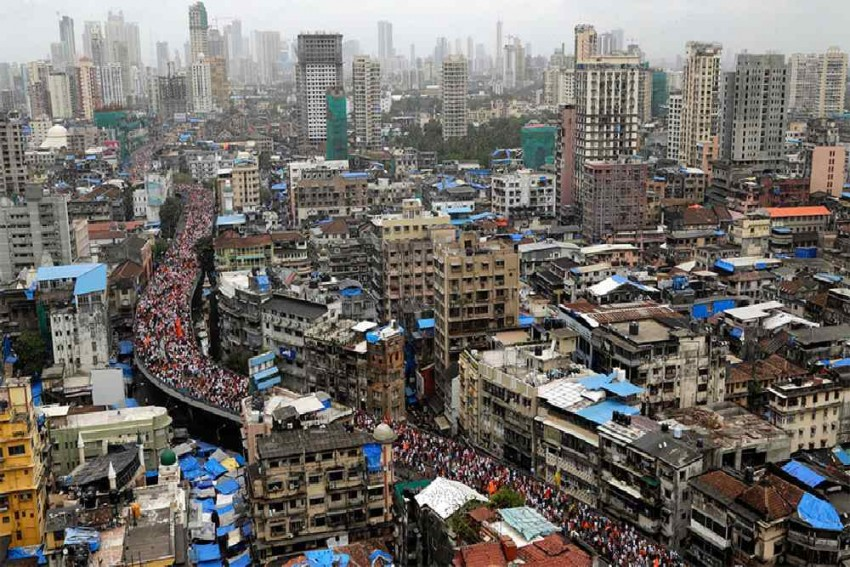 Unknown Odour Reported From Mumbai Suburbs, Fire Engines Dispatched To Find Source