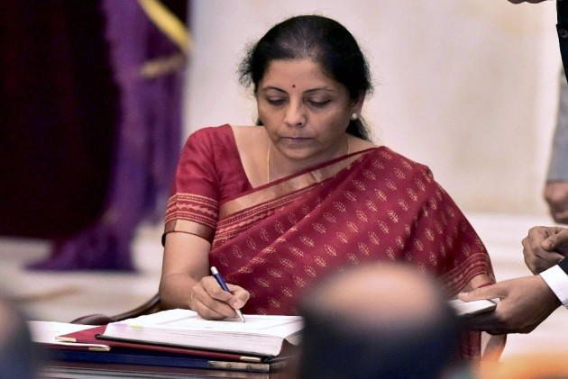 After Three Misses, Nirmala Sitharaman Hits Bulls Eye To Tackle Low GDP Growth Rate