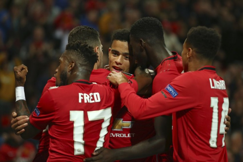 Europa League: Mason Greenwood Scores First Senior Goal As Manchester United Edge Past Astana