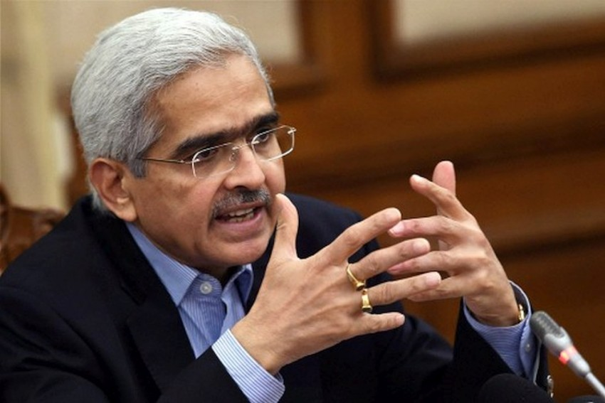 RBI Expects Growth To Pick Up From Q2 On Govt Spending: Shaktikanta Das