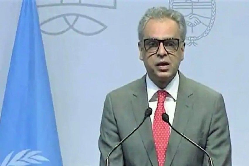 'We Will Soar High If Pakistan Stoops Low By Raising J&K Issue At UN': Indian Envoy