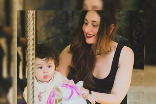 Bebo Reveals Baby Taimur's Reaction Every Time She Leaves For Work, It Will Surely Melt Your Heart