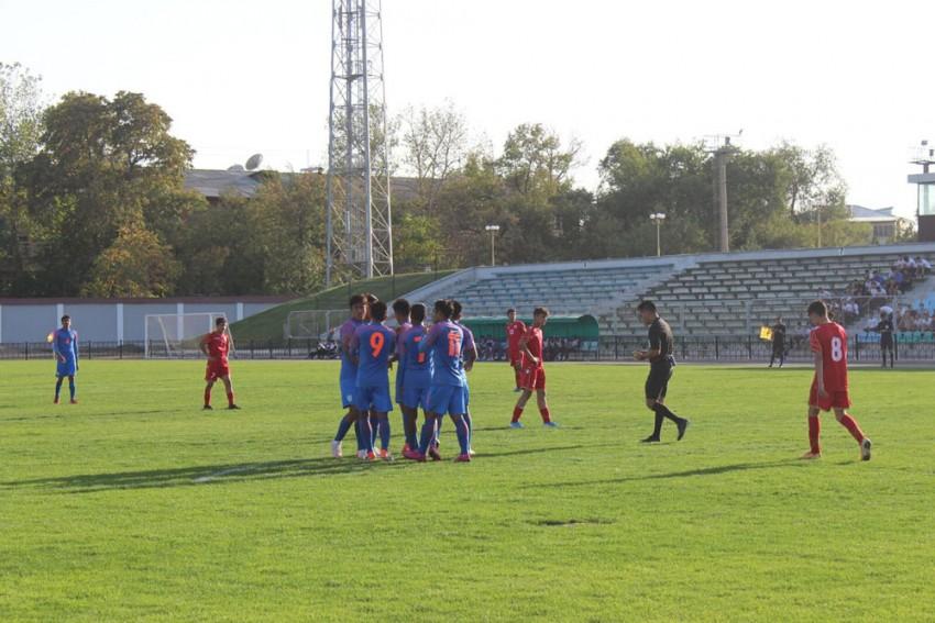 AFC U-16 Championship Qualifiers: India Coast Past Bahrain