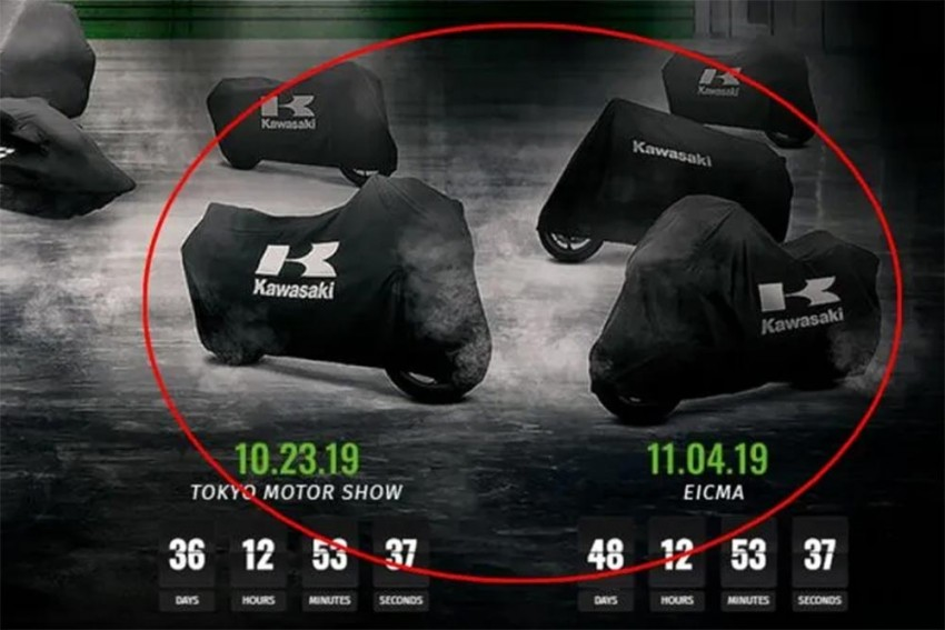 Ridiculously Powerful Kawasaki Ninja ZX-25R Likely To Be Unveiled Soon